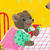 Petit ours brun Au lit !