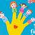 The finger family