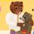 Petit ours brun Chez le Docteur !